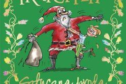 """""""Sztuczna broda Świętego Mikołaja"""" – zbiór zabawnych opowieści o Bożym Narodzeniu, autorstwa T. Pratchetta!"""