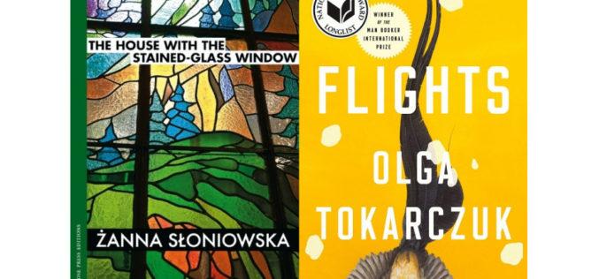 Przekłady książek Żanny Słoniowskiej i Olgi Tokarczuk nominowane do Warwick Prize for Women in Translation