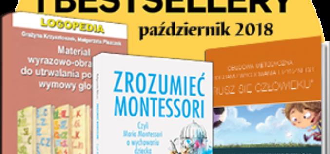 """Bestsellery Oficyny """"Impuls"""" najlepsza 10tka październik br."""
