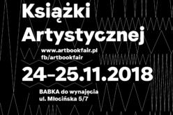 Warszawskie Targi Książki Artystycznej po raz trzeci