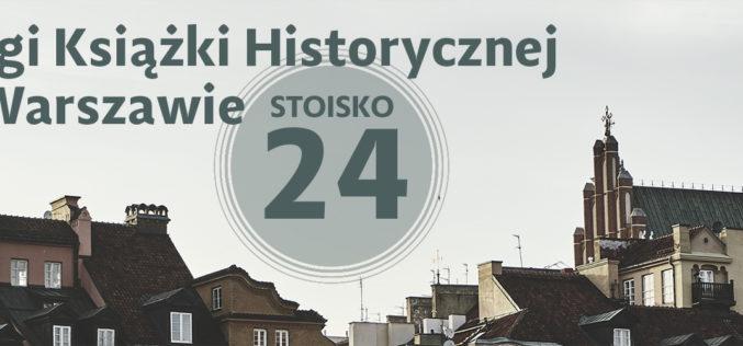 Wydawnictwo W drodze zaprasza na Targi Książki Historycznej w Warszawie