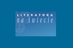 """Doroczne nagrody translatorskie """"Literatury na Świecie"""" przyznane!"""