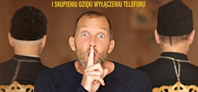"""PREMIERA CEDEWU: """"Być jak mnich"""" – Jesse Itzler w klasztorze! Czy poradził sobie bez Internetu?"""