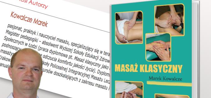 """Oficyna Wydawnicza """"Impuls"""" poleca masaż klasyczny!"""