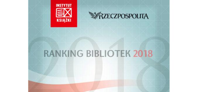 Ranking Bibliotek 2018