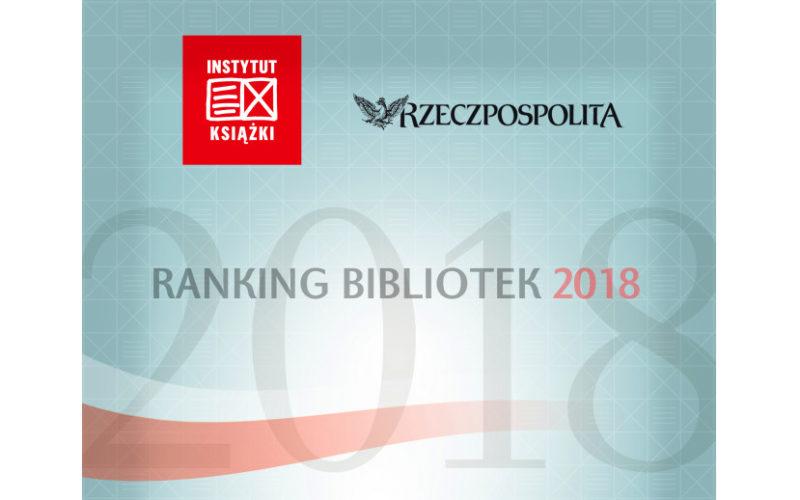 Ranking najlepiej prowadzonych bibliotek już jutro!