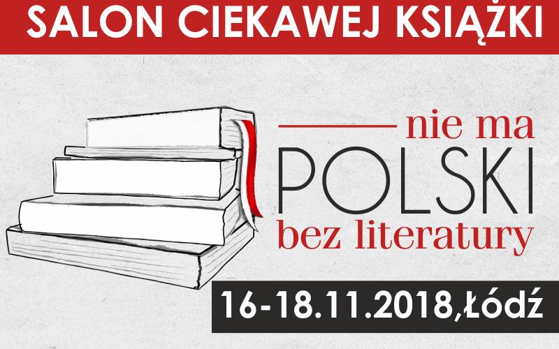 VIII Salon Ciekawej Książki w Łodzi