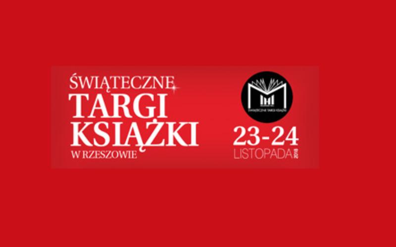 Wydawnictwo Jedność zaprasza do Rzeszowa na Świąteczne Targi Książki!