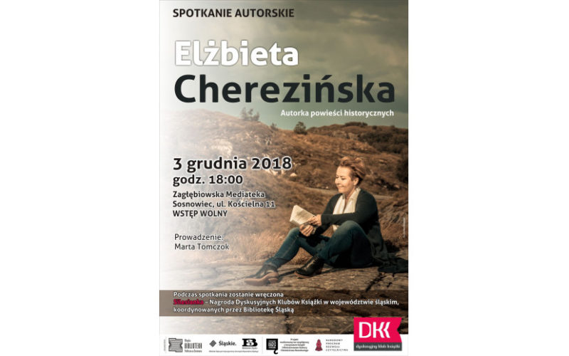 Silesianka dla Elżbiety Cherezińskiej