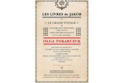 """""""Księgi Jakubowe"""" na liście stu najlepszych książek roku francuskiego """"Lire"""""""