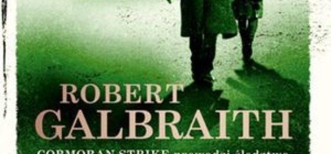 """Robert Galbraith """"Zabójcza biel"""" już w sprzedaży!"""