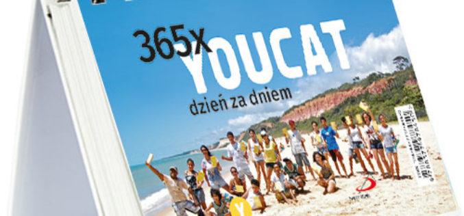 """""""365 x YOUCAT"""". Wzmocnij pozytywne emocje!"""