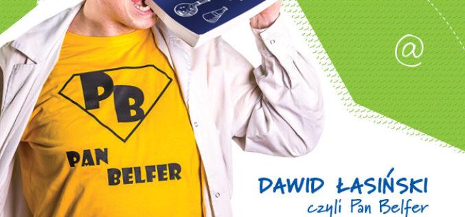 "Pan Belfer liderem projektu ""@ktywni"""