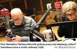 """RYCEMBEL, JAKUBIK I MACHALICA czytają w radiowej Trójce """"SOLARIS"""" STANISŁAWA LEMA"""