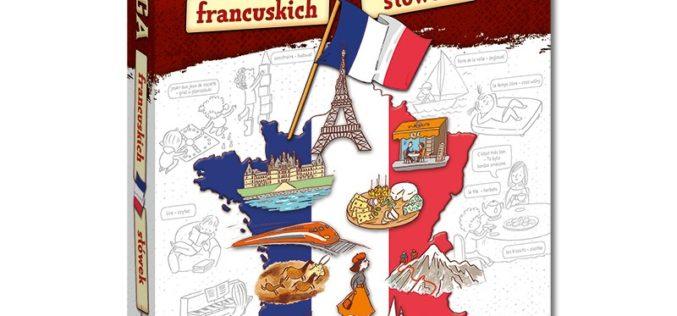 Kapitan Nauka. Księga francuskich słówek (7+)