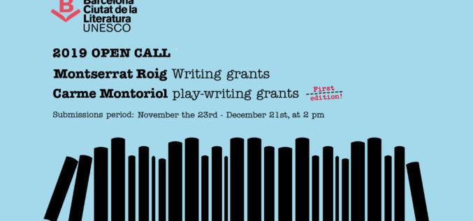 Stypendium dla pisarzy i dramatopisarzy w Barcelonie