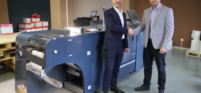Konica Minolta i cyfrowe drukowanie etykiet alternatywą dla techniki fleksograficznej w drukarni FlexOn