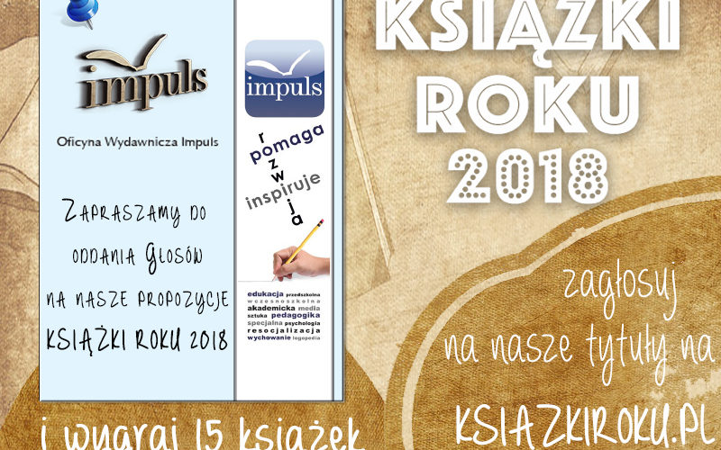 Finał Finałów Książki Roku 2018 z Impulsem