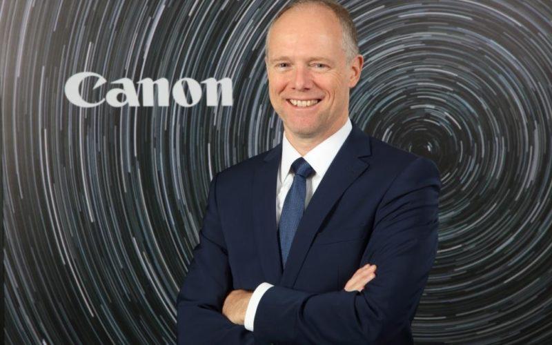 Nowy Dyrektor Zarządzający w Canon Polska