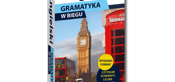 Angielski. Gramatyka w biegu