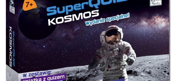 Kapitan Nauka. SuperQuiz. Kosmos 7+
