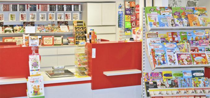 Poczta Polska: rośnie sprzedaż książek