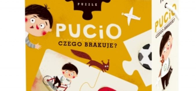 """Zapowiedzi Wydawnictwa """"Nasza Księgarnia"""" – puzzle"""