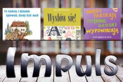 """Bestsellery Oficyny Wydawniczej """"Impuls"""" za rok styczeń 2019!  Najlepsza 10.tka roku!"""