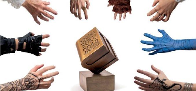 Znamy nominacje do plebiscytu Książka Roku 2018