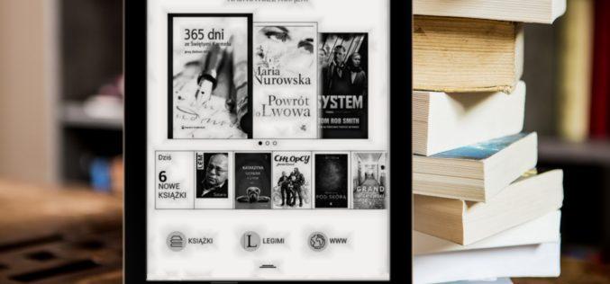 PocketBook Touch HD 3 w ofercie abonamentowej Legimi