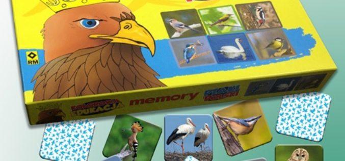 Memory. Ptaki Polski
