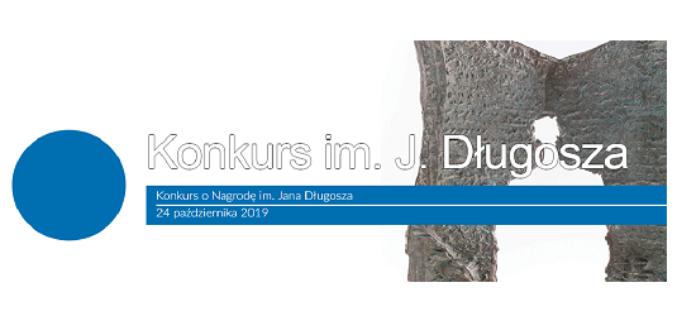 Konkurs o Nagrodę im. Jana Długosza- zgłoszenia do 31 maja br