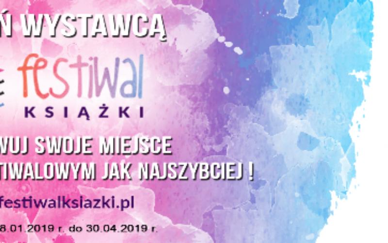 Festiwal Książki Opole – zapisy