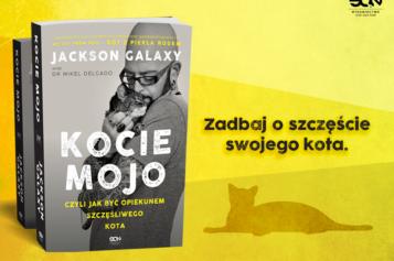 Szczęśliwy kot? Poznaj rady kociego behawiorysty, Jacksona Galaxy'ego