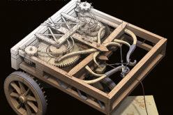 Maszyny Leonarda. Tajemnice i wynalazki w kodeksach da Vinci – poleca Wydawnictwo Jedność
