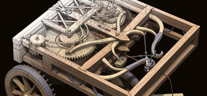 Maszyny Leonarda – wyjątkowy album w 500 rocznicę śmieci geniusza