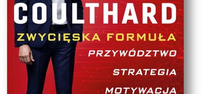 """Wydawnictwo Studio EMKA poleca książkę pt. """"Zwycięska formuła"""""""