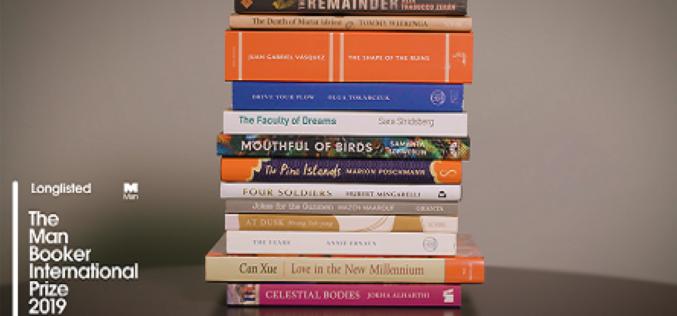 Olga Tokarczuk wśród nominacji do tegorocznej  Man Booker International Prize