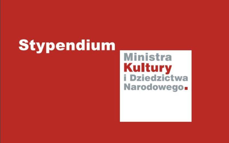 MKiDN rozpoczęło nabór do Konkursu o stypendia twórcze oraz stypendia z zakresu upowszechniania kultury na rok 2019/II