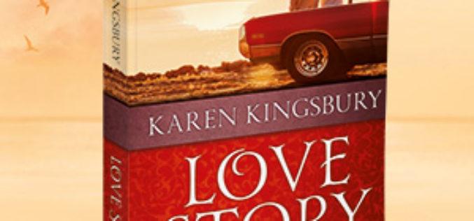 """""""Love Story"""" według Karen Kingsbury"""