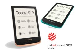 Red Dot Award dla dwóch czytników PocketBook