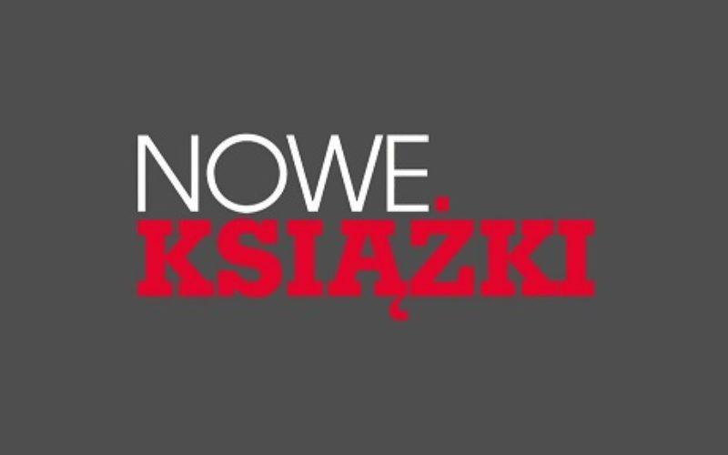 Grzegorz Filip redaktorem naczelnym Nowych Książek