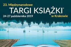 Międzynarodowe Targi książki w Krakowie – zmiana zasad rejestracji
