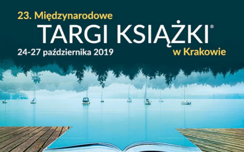 Międzynarodowe Targi Książki w Krakowie: Stwórz z nami program towarzyszący