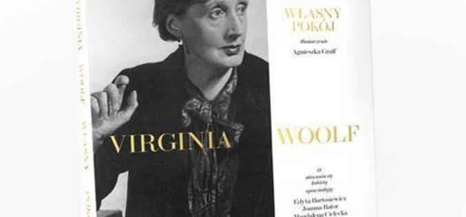 """""""Własny pokój"""" Virginia Woolf. Sylwia Chutnik, Karolina Sulej"""