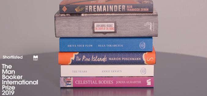 Olga Tokarczuk, zeszłoroczna laureatka The Man Booker International Prize , ponownie wśród finalistów Nagrody