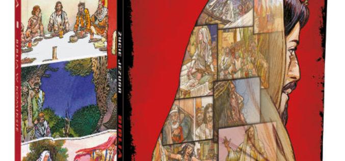 Biblia i komiks – udane połączenie?