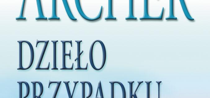 """Jeffrey Archer w Polsce będzie promował najnowszą książkę pt. """"Dzieło przypadku"""""""