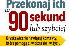 """""""Przekonaj ich w 90 sekund"""" – wydawnictwo Studio Emka poleca"""