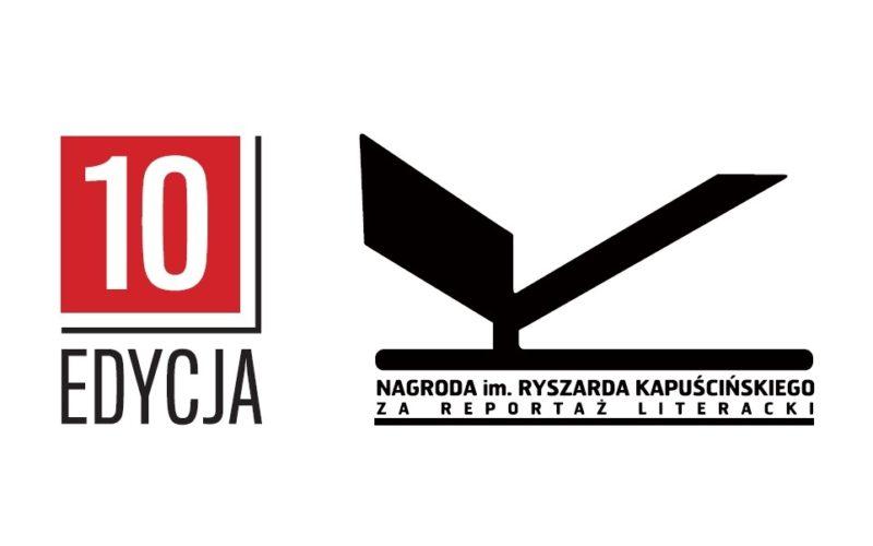 Finaliści 10. edycji Nagrody im. Ryszarda Kapuścińskiego za Reportaż Literacki